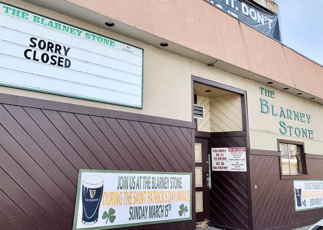 The Blarney Stone bar was shuttered after the Worcester License Commission revoked its license following a fatal crash involving a man who was allegedly over-served there late last year.