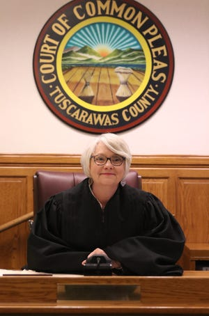 Judge Linda A. Kate will retire on Feb. 8 after 24 years as Tuscarawas County's probate and Juvenile court judge.