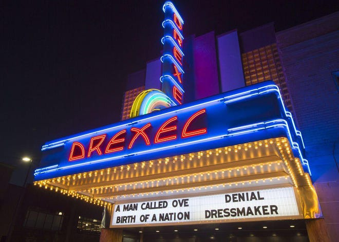 Movie theaters like the Drexel Theatre, 2254 E. Main St. in Bexley, currently are closed amid the COVID-19 shutdown.