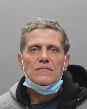 Roger A. Viveiros, 55, of Taunton was arrested on Saturday, Dec. 19, and charged by the Taunton and Raynham police departments with robbing banks in both communities. He is also a suspect in a bank robbery Dec. 16 in Mansfield.