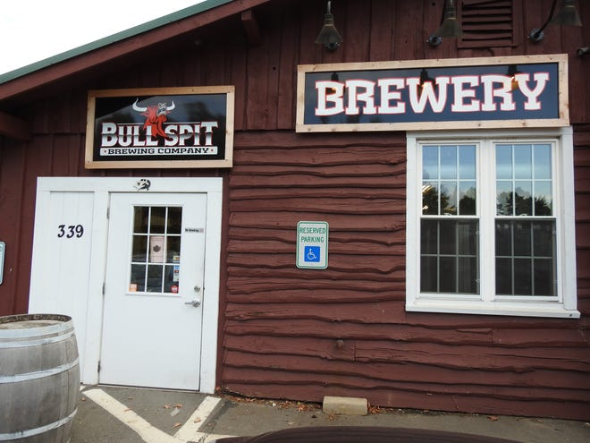 Bull Spit Brewing Company in Lancaster.