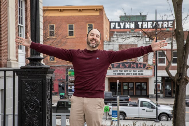 Jay Wahl is the new executive director of the Flynn.