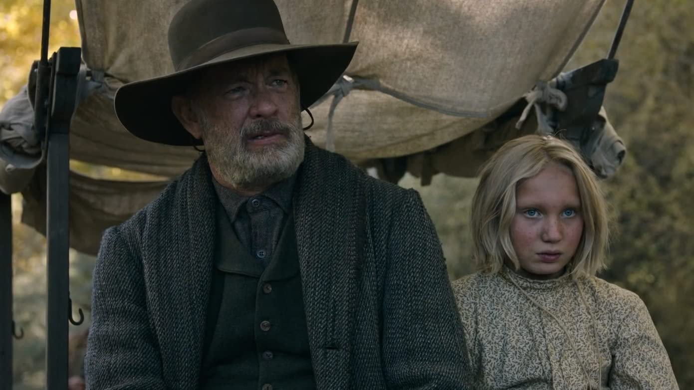 Review: Tom Hanks' 'News of the World' doesn't deliver