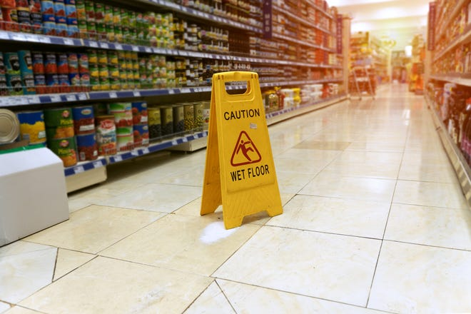 Workplace injuries happen more than you think.
