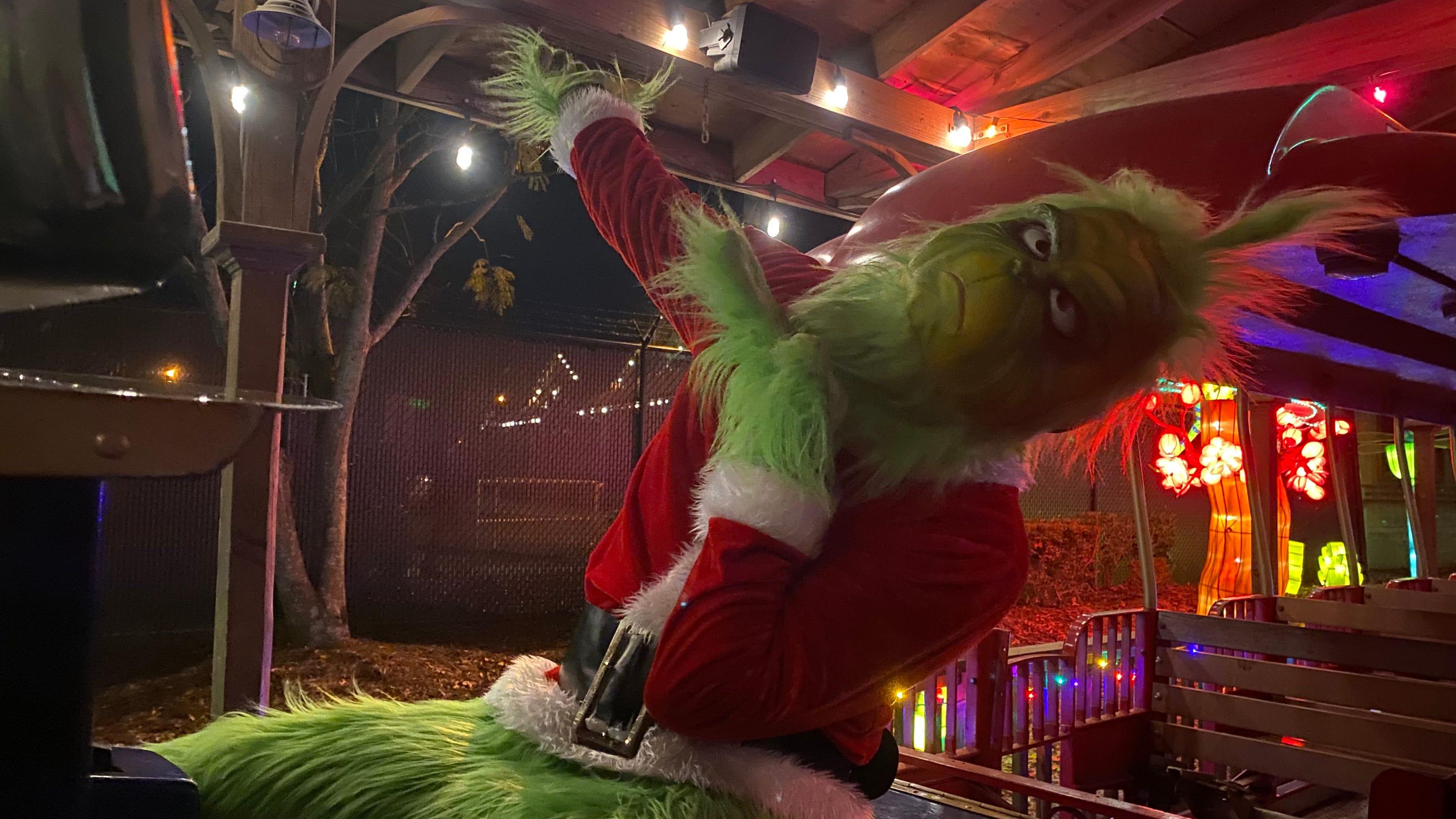 Hattiesburg Zoo Christmas Lights 2021 Lights Of The Wild At Hattiesburg Zoo 2020