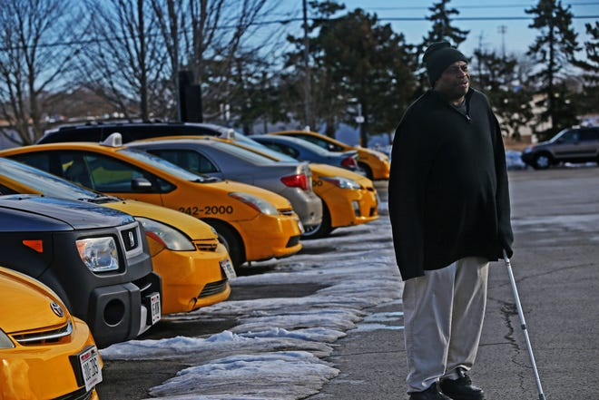 """The company's business manager, Bill Carter, estimates Union Cab lost """"a couple million dollars"""" in revenue last year."""
