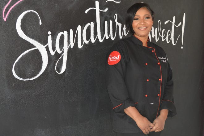 Kimberly Hall owns Signature Sweets in Shorewood.