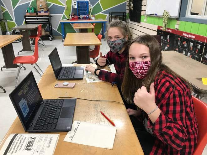 Thousands of FFA members from across the state participated in virtual leadership conferences since September as they pursue the FFA mission and personally grow.