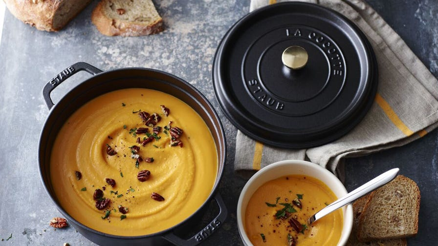 Williams-Sonoma is having a huge warehouse sale on cookware with price cuts of up to 75%