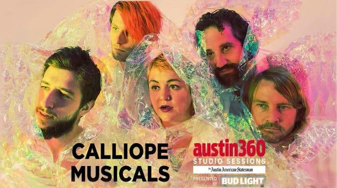 Austin360 Studio Sessions Episode 58: Calliope Musicals
