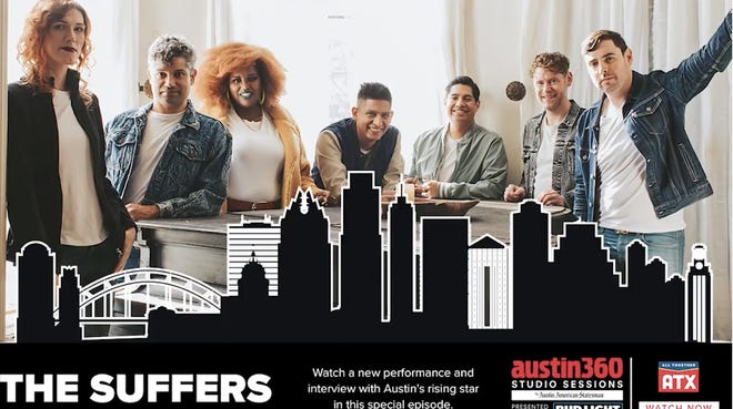 Austin360 Studio Sessions Ep. 71 - The Suffers