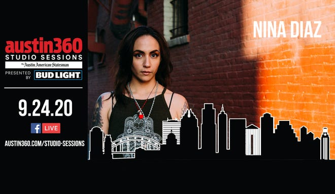 Austin360 Studio Sessions Ep. 70: Nina Diaz