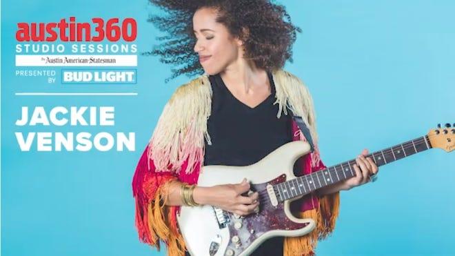 Austin360 Studio Sessions Episode 65: Jackie Venson