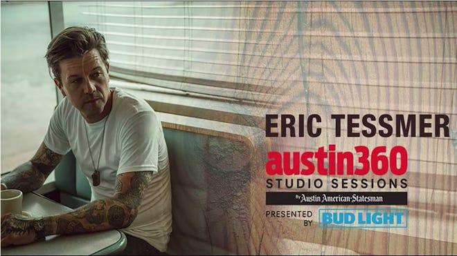 Austin360 Studio Sessions Episode 59: Eric Tessmer