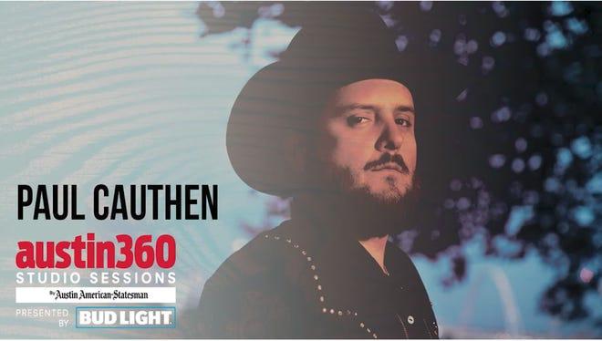 Austin360 Studio Sessions Episode 57: Paul Cauthen