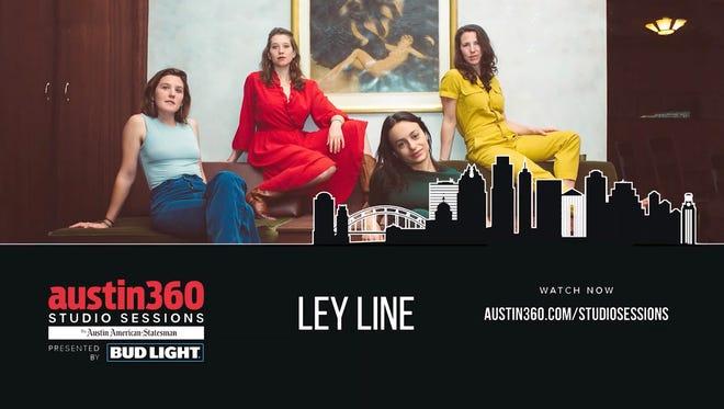Austin360 Studio Sessions Episode 73 - Ley Line