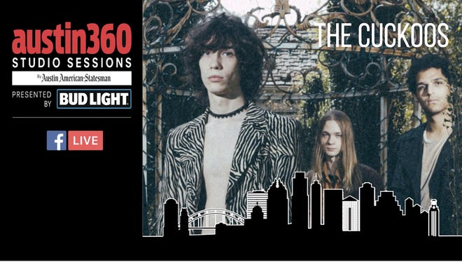 Austin360 Studio Sessions Ep. 72 - The Cuckoos