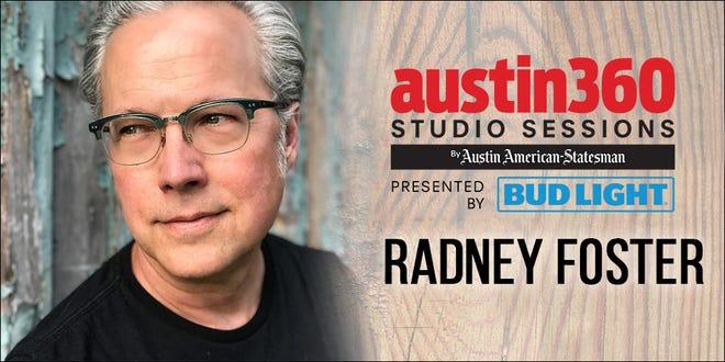 Austin360 Studio Sessions Episode 61: Radney Foster