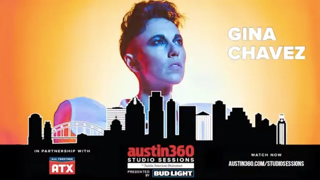 Austin360 Studio Sessions Ep 67: Gina Chavez