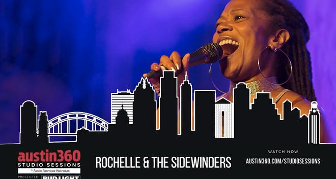 Austin360 Studio Sessions Episode 74 - Rochelle & The Sidewinders