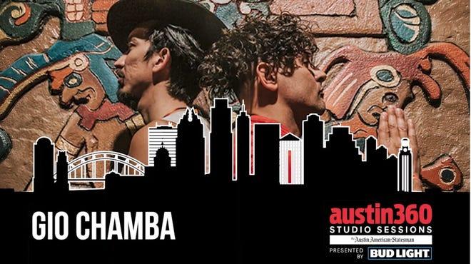 Austin360 Studio Sessions Ep 69: Gio Chamba