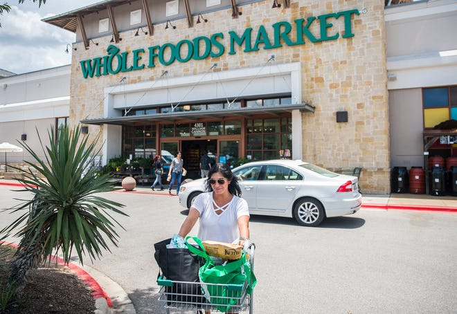 The Food and Drug Administration has issued a warning letter to Austin-based Whole Foods Market after a series of recalls involving allergens that the grocery chain failed to disclose on ingredient labels.