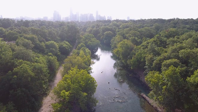 "Not many big cities come with near-wilderness a mile from downtown. That's one of the points of ""Origins of a Green Identity,"" a new documentary about the early green movement in Austin."