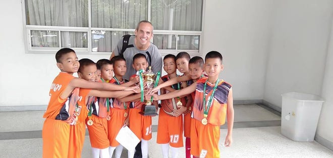 David Bobalik, a Freedom High School and Geneva College graduate, has found his calling as a youth basketball coach in Thailand. Bobalik played professionally in the country and eventually found his way into coaching.
