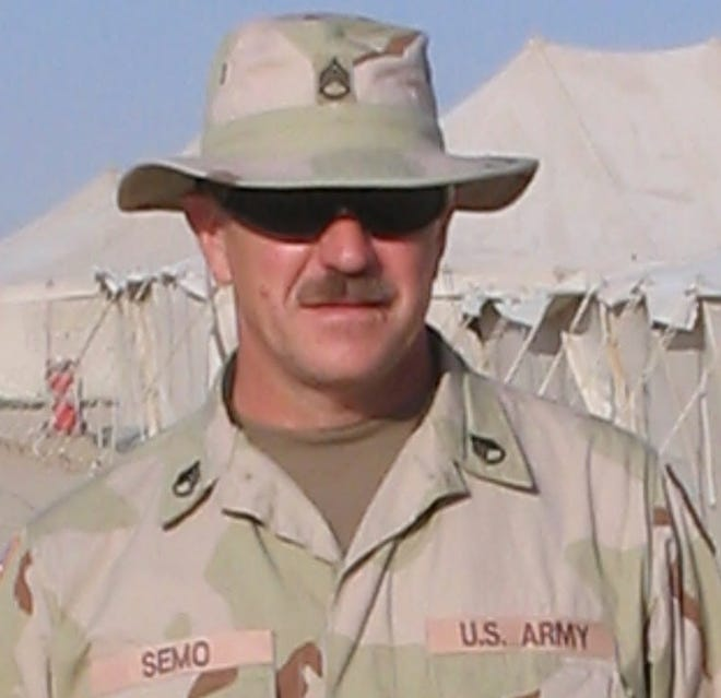 Richard Semo, a military veteran, was working as a security guard at Frisbie Memorial Hospital when he was assaulted, leading to his death days later.