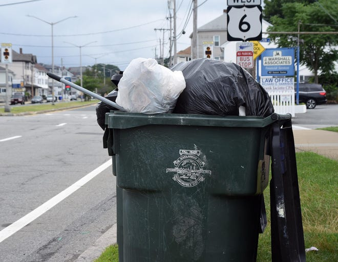 Fall River trash amnesty week is Dec. 28 to Jan. 3.