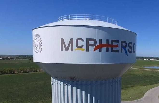 The city of McPherson is moving forward with a project to pump water from Harvey County's Sand Hills to McPherson.