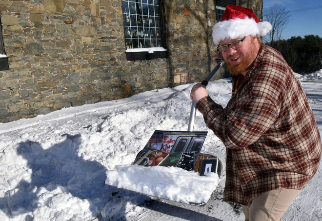 Music writer Chris Hislop makes a list of this year's best local music and has some fun at the Stone Church in Newmarket after the pre-Christmas snowstorm.