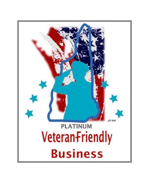 Sophie Phillips, a senior enrolled at Exeter High School, designed the winning logo to recognize veteran-friendly businesses in the state.