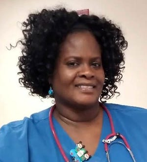 Maryln Hoilette, a nurse at Palms West Hospital, said that though some of her colleagues are reluctant to take the COVID-19 vaccine, she believes they will eventually come around.