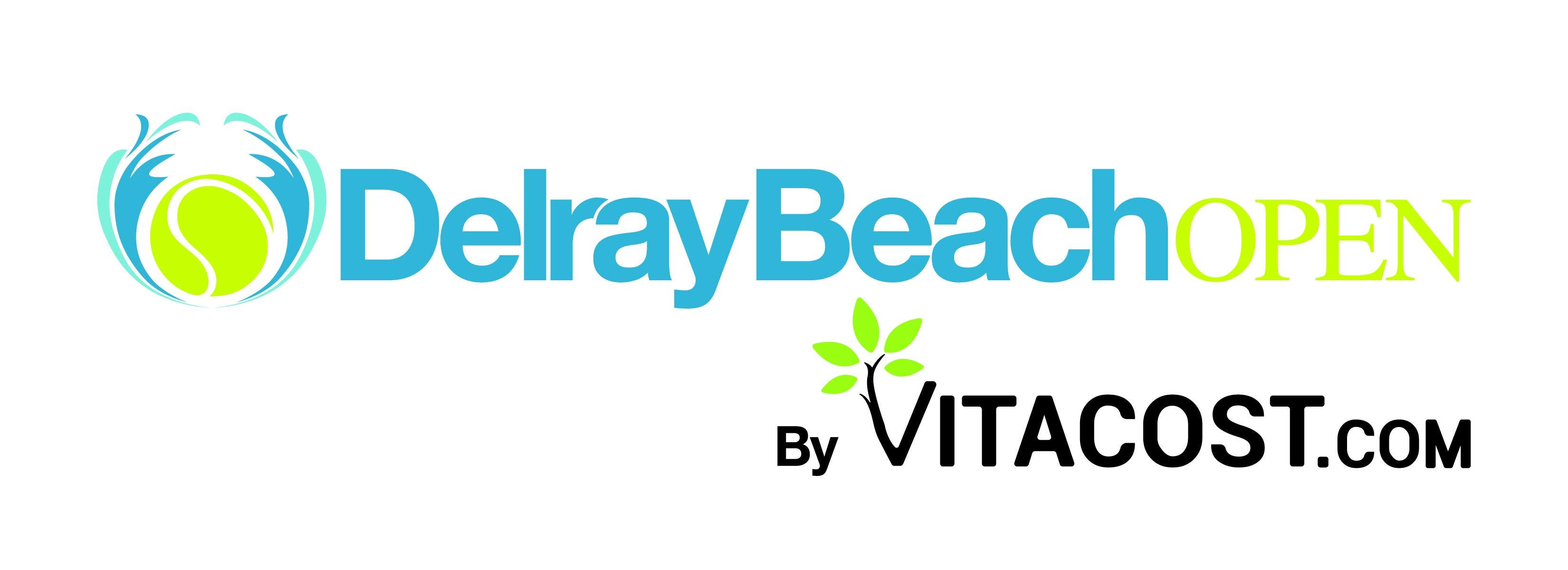 Delray Beach Open Logo