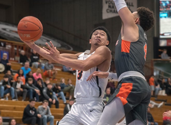 University of the Pacific's men's basketball team has been forced to suspend activities for the second time this season due to a positive COVID-19 test.