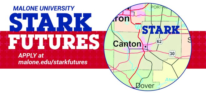 Malone University has launched its Stark County Futures initiative that pairs first-year students with a faculty member and local alumni as part of the university's efforts to increase graduates for Stark County.