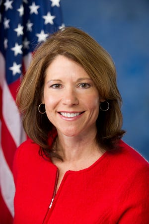 U.S.  Rep. Cheri Bustos