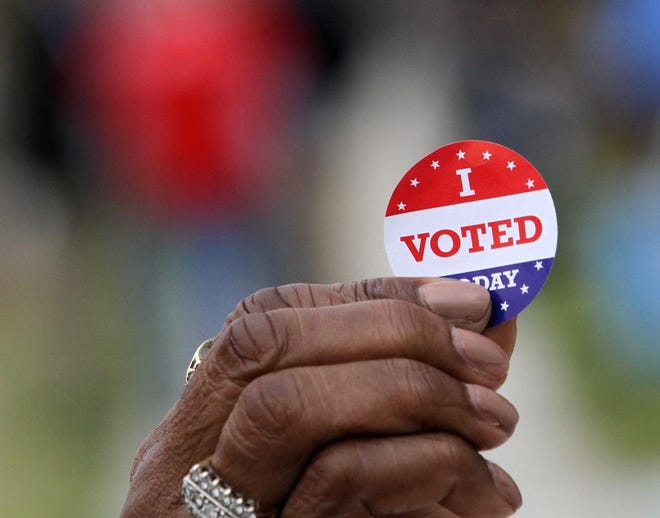 Primary election day this year is May 18.