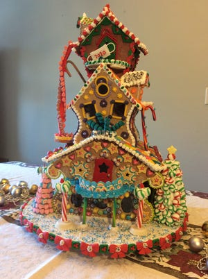 Judges' Award Winner was submitted by Charlotte Biercevicz of Shelton, Conn. [CONTRIBUTED PHOTO]