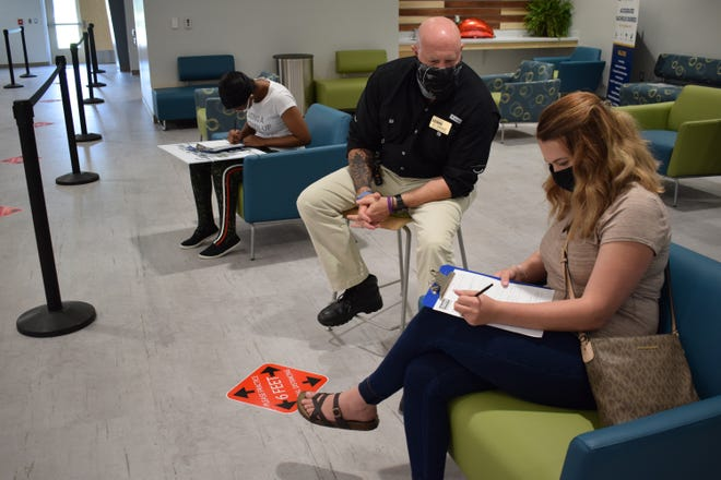 Since March, Craven CC has worked hard to make its campuses as safe as possible while helping students continue their academic journeys. The Admissions, Advising and Financial Aid departments also began holding virtual appointments. [CONTRIBUTED PHOTO]