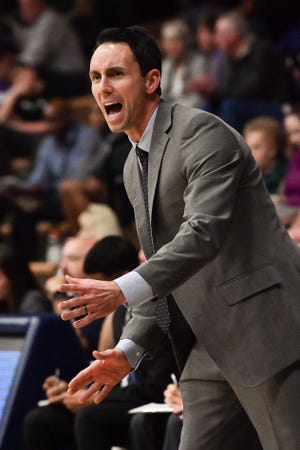 Washburn men's coach Brett Ballard says his team has earned the extended break it will get the next two weeks but at the same time hopes the momentum of a 6-0 start can carry over.