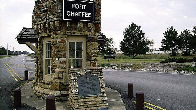 Fort Chaffee is being evaluated as place to house Afghan refugees. An evaluation doesn't guarantee that it will be used.