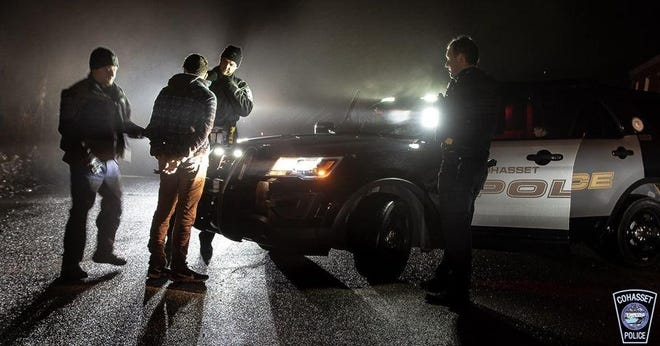 Cohasset Police have been dealing with an uptick in larceny reports in recent months.