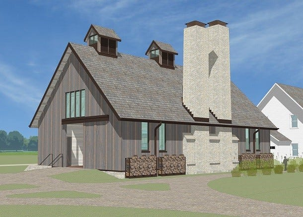 The Brewing Experience building now under construction at Old World Wisconsin in Eagle will become part of an emerging guest experience atmosphere at the entryway of the living history center. The Wisconsin Historical Society says fundraising efforts will continue for other attractions.
