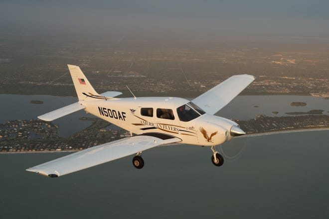 Vero Beach-based Piper Aircraft is manufacturing the Pilot 100, a less-expensive trainer aircraft.