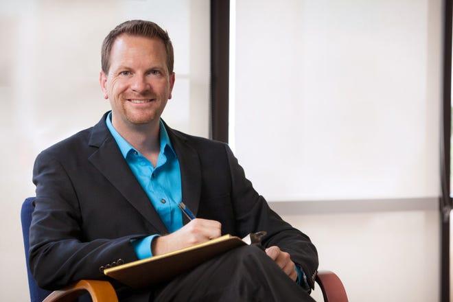 Dan Powell, CEO of Vista del Mar Hospital