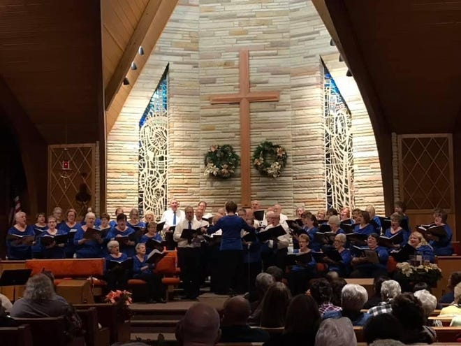 A common love for music brings together the 70 members of Greater Zanesville Singers, the choir's director said. Members range from 15 to 92 years old.