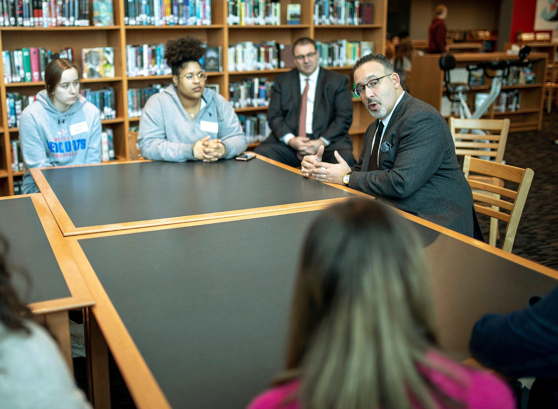 Biden poised to pick Connecticut schools chief Miguel Cardona as Education secretary, reports say