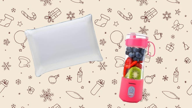 Today's deals to shop include a Reviewed-approved pillow and a portable blender.